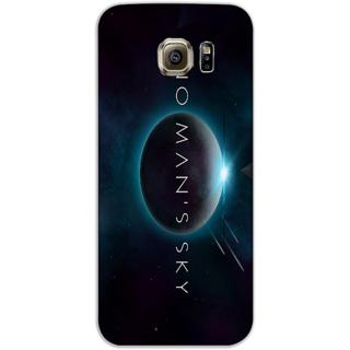 Mott2 Back Case For Samsung Galaxy S6 Samsung Galaxy S-6-Hs06 (86) -13445