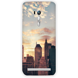 Mott2 Back Cover For Asus Zenfone Selfie  Asuszenselfie-Hs05 (134) -15601