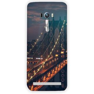Mott2 Back Cover For Asus Zenfone Selfie  Asuszenselfie-Hs05 (159) -15631