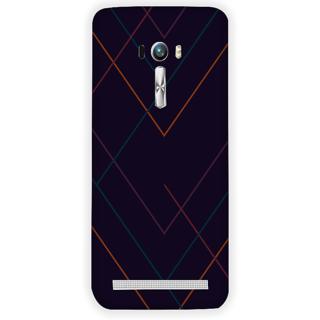 Mott2 Back Cover For Asus Zenfone Selfie  Asuszenselfie-Hs05 (210) -15684