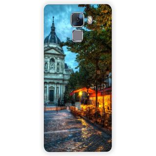 Mott2 Back Cover For Huawei Honor 7 Huaweihonor7-Hs05 (122) -17469