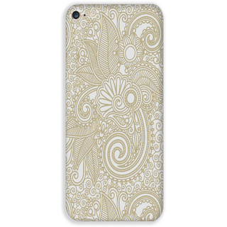 Mott2 Back Cover For Apple Iphone 6 Iphone -6-Hs05 (229) -19002