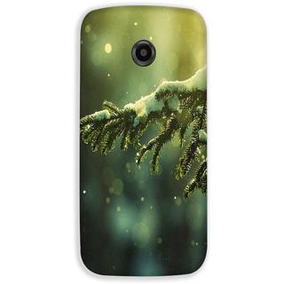 Mott2 Back Cover For Motorola Moto E2 Moto E-2-Hs05 (142) -20970