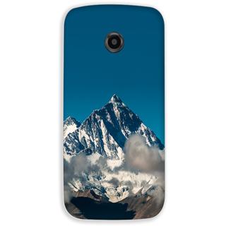 Mott2 Back Cover For Motorola Moto E2 Moto E-2-Hs05 (176) -21010