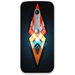 Mott2 Back Cover For Motorola Moto G3 Moto G3-Hs05 (24) -21393