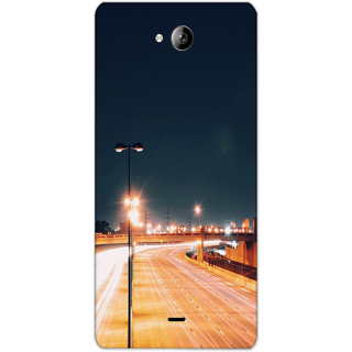 Mott2 Back Cover For Micromax Canvas Play Q355 Micromax Canvas Play Q355-Hs05 (185) -20541