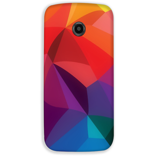 Mott2 Back Cover For Motorola Moto E2 Moto E-2-Hs05 (230) -21065