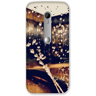 Mott2 Back Cover For Motorola Moto G3 Moto G3-Hs05 (155) -21305