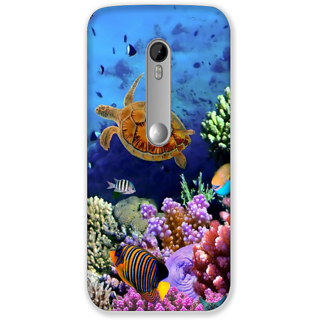 Mott2 Back Cover For Motorola Moto X Play  Moto X Play-Hs05 (241) -21555