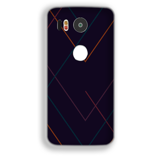 Mott2 Back Cover For Google Nexus 5 X Nexus-5X-Hs05 (210) -22005