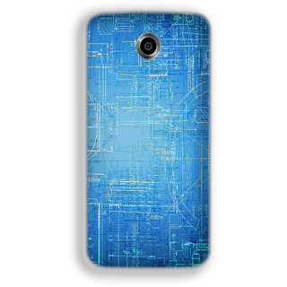 Mott2 Back Cover For Google Nexus 6 Nexus-6-Hs05 (225) -22177