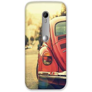 Mott2 Back Cover For Motorola Moto X Style Moto X Style-Hs05 (147) -21617