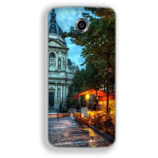 Mott2 Back Cover For Google Nexus 6 Nexus-6-Hs05 (122) -22066