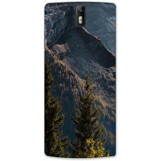 Mott2 Back Cover For Oneplus One One Plus One-Hs05 (178) -22448