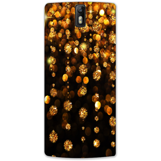 Mott2 Back Cover For Oneplus One One Plus One-Hs05 (223) -22493