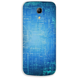 Mott2 Back Cover For Samsung Galaxy S4 Mini Samsung Galaxy S-4 Mini-Hs05 (225) -24890