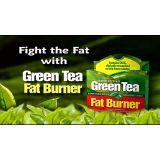 Green Tea Fat Burner 30 Liquid Soft Gels