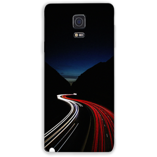 Mott2 Back Cover For Samsung Galaxy Note 4 Samsung Galaxy Note -4-Hs05 (121) -24299