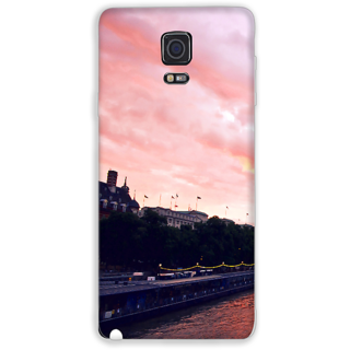 Mott2 Back Cover For Samsung Galaxy Note 4 Samsung Galaxy Note -4-Hs05 (161) -24346