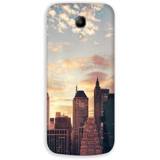 Mott2 Back Cover For Samsung Galaxy S4 Mini Samsung Galaxy S-4 Mini-Hs05 (134) -24791
