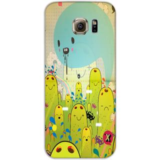 Mott2 Back Cover For Samsung Galaxy S6 Edge Plus Samsung Galaxy S-6 Edge Plus +-Hs05 (257) -25403