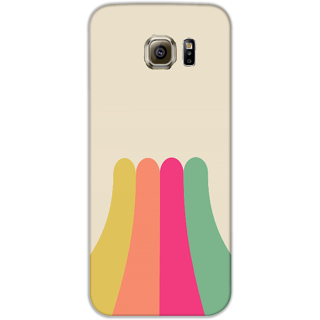 Mott2 Back Cover For Samsung Galaxy S6 Edge  Samsung Galaxy S-6 Edge-Hs05 (219) -25521