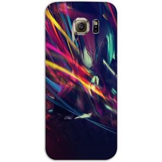 Mott2 Back Cover For Samsung Galaxy S6 Edge  Samsung Galaxy S-6 Edge-Hs05 (221) -25524