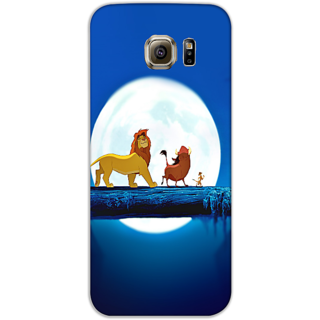 Mott2 Back Cover For Samsung Galaxy S6 Samsung Galaxy S-6-Hs05 (251) -25715