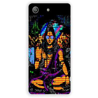 Mott2 Back Cover For Sony Xperia M5 Aqua  Sony M5-Hs05 (234) -26815