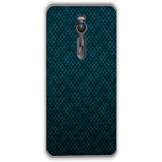 Mott2 Back Cover For Asus Zenfone 2 Zenfone- 2-Hs05 (207) -28710