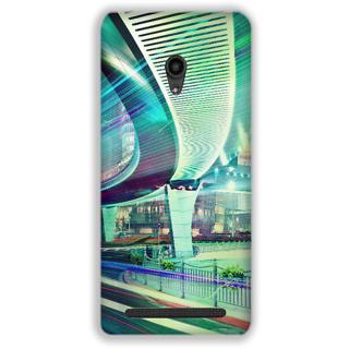 Mott2 Back Cover For Asus Zenfone 6 Zenfone- 6-Hs05 (160) -28982