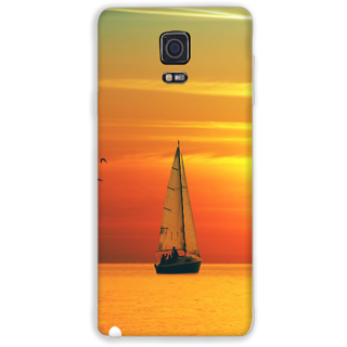 Mott2 Back Cover For Samsung Galaxy Note 4 Samsung Galaxy Note -4-Hs05 (103) -30517