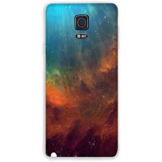 Mott2 Back Cover For Samsung Galaxy Note 4 Samsung Galaxy Note -4-Hs05 (114) -30529