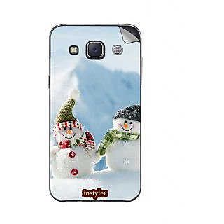 Instyler Mobile Skin Sticker For Samsung Galaxy A7 (2015) MSSGA72015DS-10048