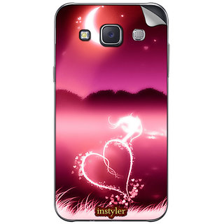 Instyler Mobile Skin Sticker For Samsung Galaxy A7 (2015) MSSGA72015DS-10107