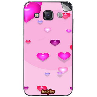 Instyler Mobile Skin Sticker For Samsung Galaxy A7 (2015) MSSGA72015DS-10132