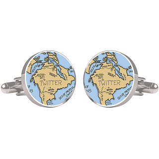 CuffTank Cufflinks Map