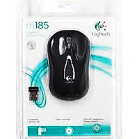Logitech M185 Wireless Mouse_T4M1