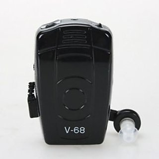 Axon V-68 Wired Hearing Aid With 1  Battery