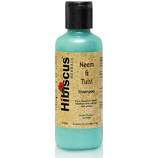 Herbal Shampoo Neem    Tulsi