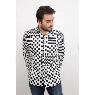 Printed Full Sleeve Shirt
