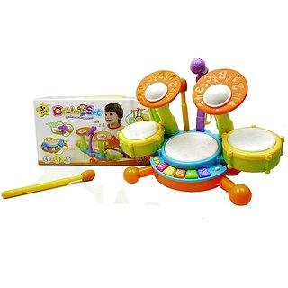 Azi Kids Musical Drum Set
