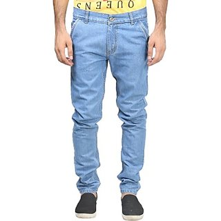 Trendy Trotters Regular Fit Mens Jeans