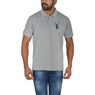 Le Beau Polo GREY T shirts
