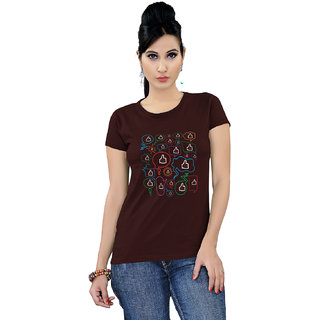 Tantra Speech Book - LT Multicolour Round Neck Longtees for Women
