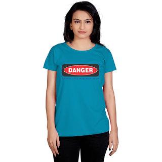 Tantra Danger - LT Multicolour Round Neck Longtees for Women