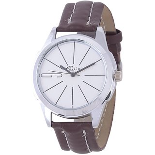Estilo analog watches for men