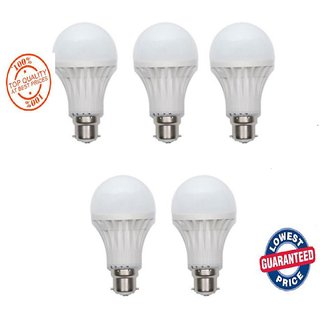 5Watt LED Bulb Set of 3PCS
