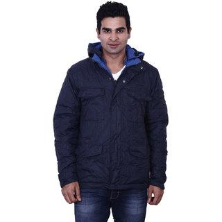 Wrangler Blue Bob Reversible Jacket Jacket For Men