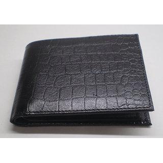 100 original leather Crocodile Leather Gents Wallet BL304